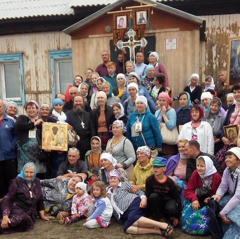 В Троицком районе (Челябинская область) состоялся Крестный ход о прощении за грех аборта. В нем п