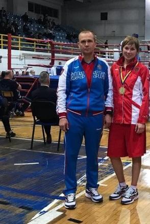 Южноуральские спортсменки завоевали два «золота» в международных соревнованиях по боксу Победител