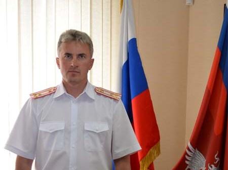 «Расследование уголовного дела в отношении бывшего начальника УФМС по Челябинской области Сергея