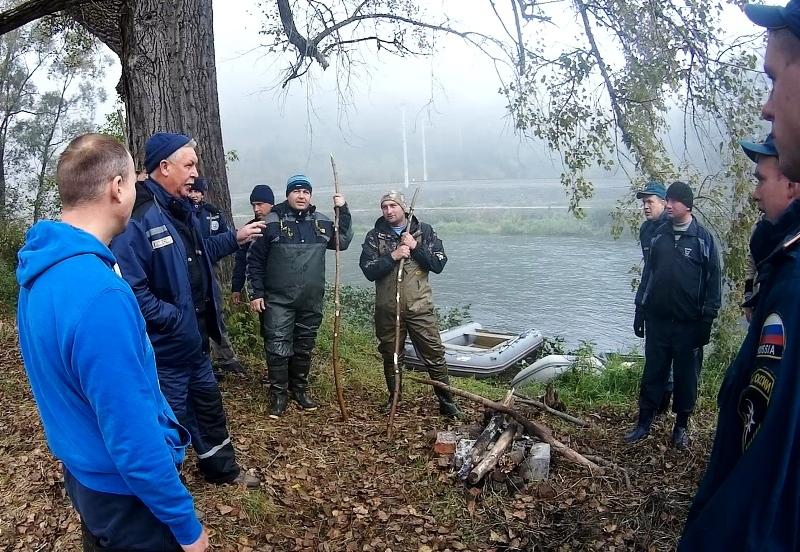 «Усть-Катавские спасатели совместно с пожарными, полицией и волонтерами два дня искали пропавшего