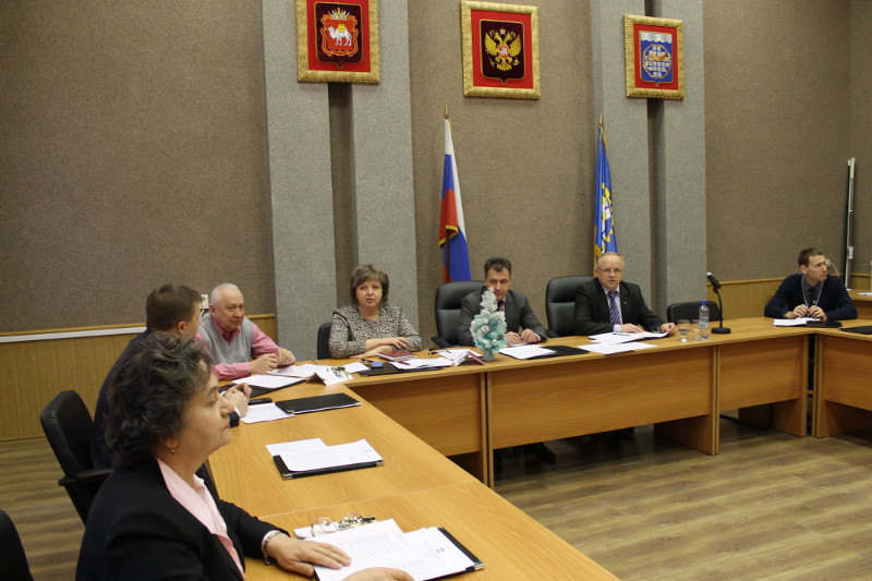 В Озерске в среду, 24 декабря, на сессии Собрания депутатов Озерского городского округа (ЗАТО, Че