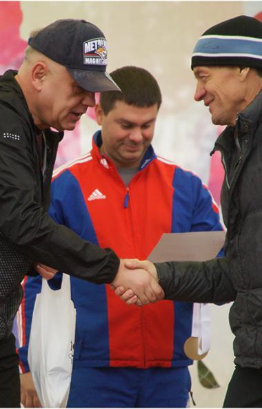 В Магнитогорске, отмечая Всероссийский День бега, традиционно провели кросс «Золотая осень»
