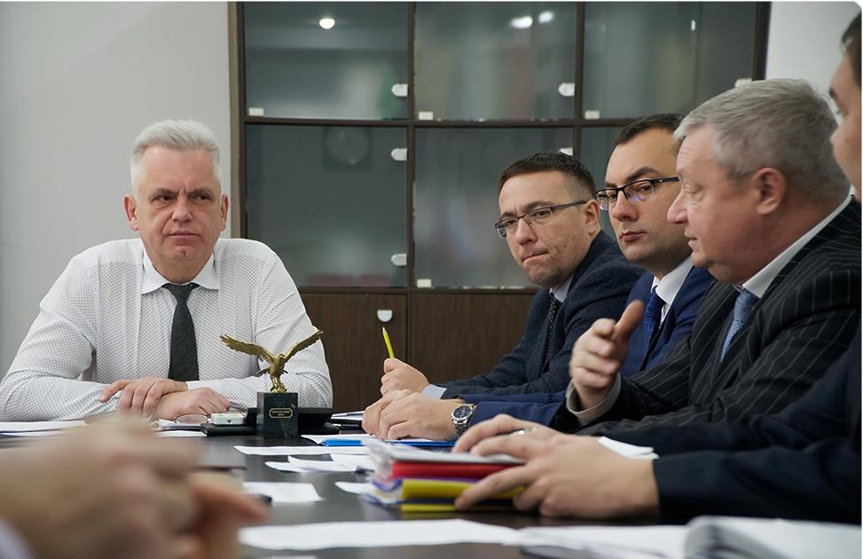 В Магнитогорске общественная комиссия по оценке и обсуждению проектов и предложений по благоустро