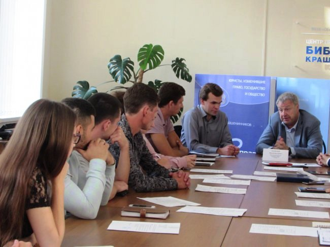 Как сообщили агентству в пресс-службе МГСД, на встречу с депутатом собрались самые активные и нер