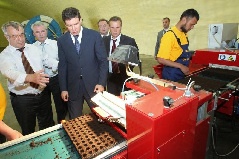 В Челябинской области научно-производственное объединение «Сады России» совместно с правительство