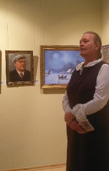 Работы южноуральских авторов будут представлены в год юбилея Победы в музее Великой Отечественной
