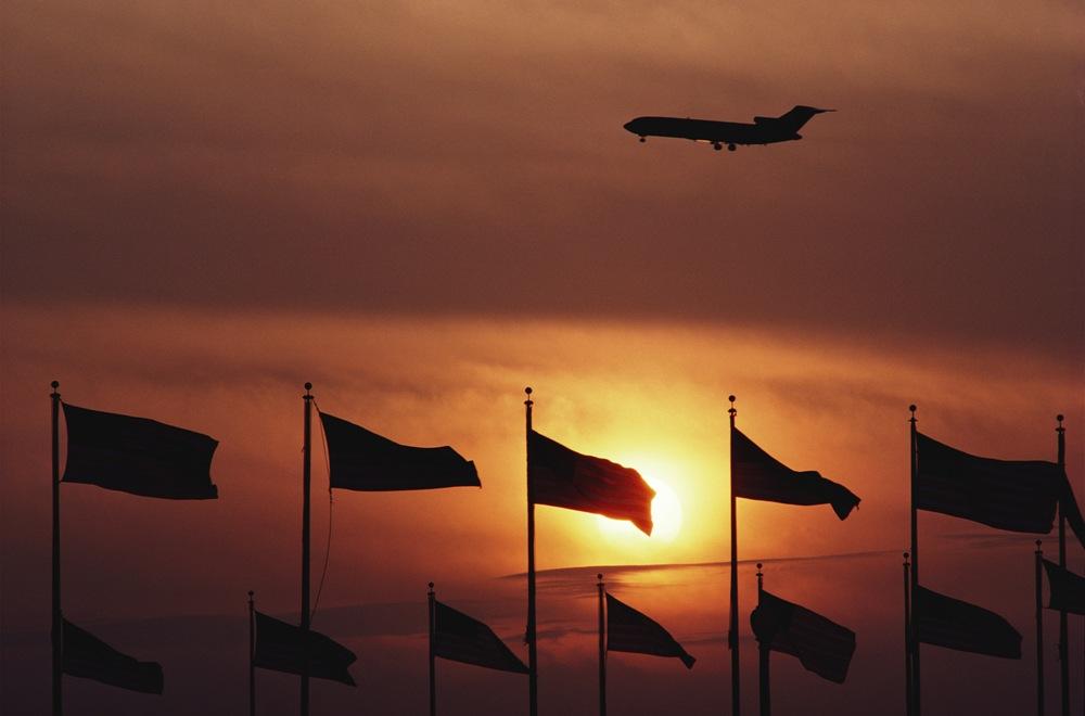 Новый лайнер A321 является вторым в этой поставке, оборудованным топливоэффективными законцовками