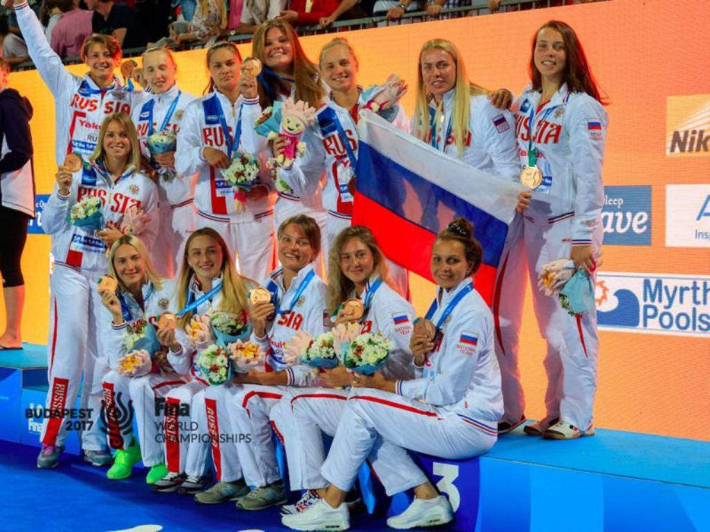 В матче за бронзовые медали женская сборная России одержала уверенную победу над сборной Канады и