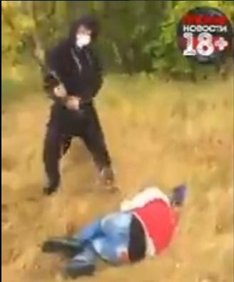 В Троицке (Челябинская область) группа вооруженных людей в масках избила наркокурьера. Южноуральс