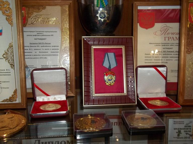… Владимир Владиславович достал из сейфа коробочку и выложил на ладонь блестящий красной эмалью о