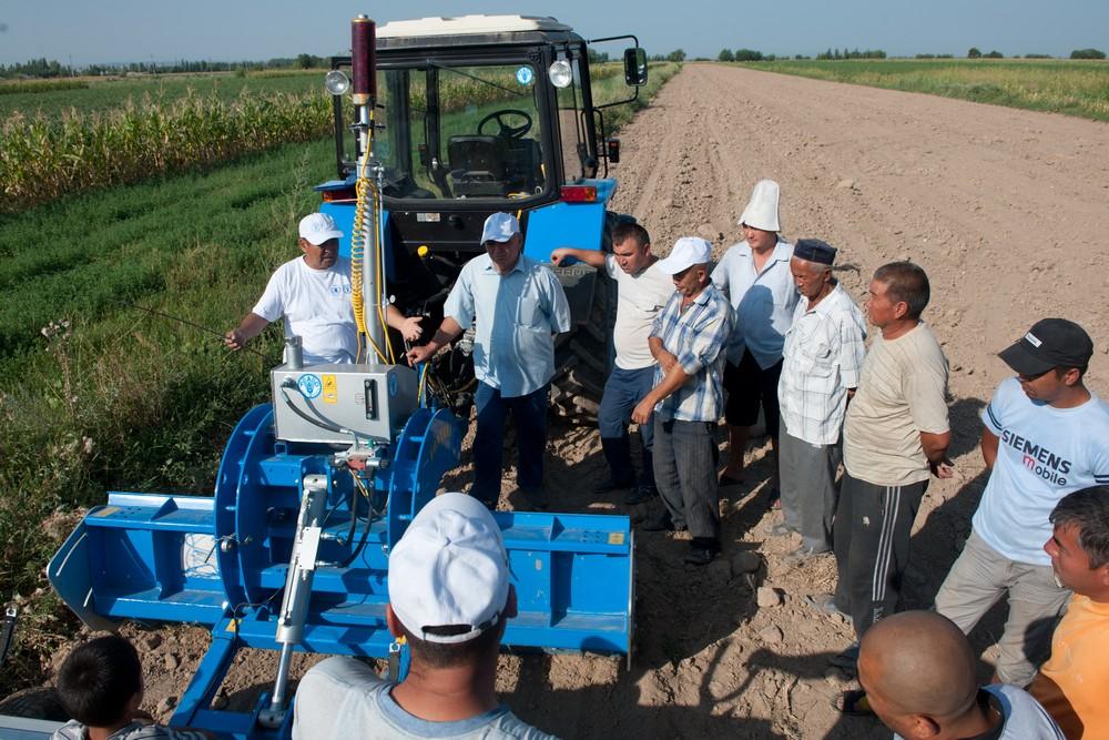В России снова создаются сельскохозяйственные кооперативы, за счет которых предполагается развива