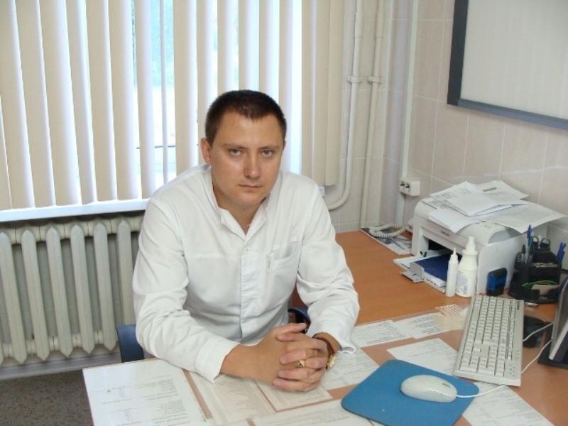 Травматолог-ортопед Челябинской областной детской клинической больницы Александр Семёнов признан