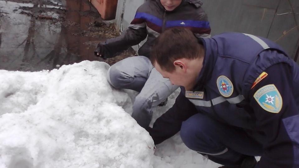 Инцидент произошел в субботу, 2 апреля, в районе улицы Нязепетровская 12. Как сооб