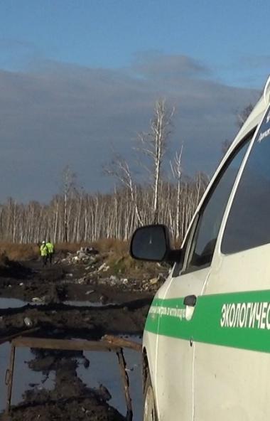 В Челябинской области очередная горящая свалка отравляет жизнь людям. Теперь от нестерпимого запа