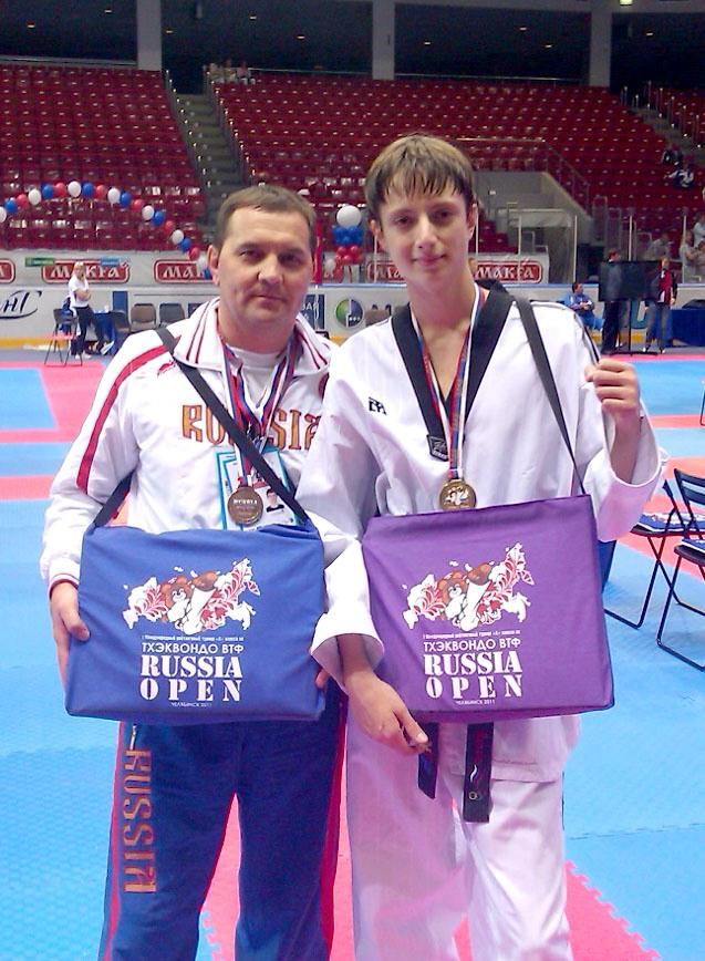По итогам общероссийских стартов сборная команда Челябинской области возглавила таблицу общекоман