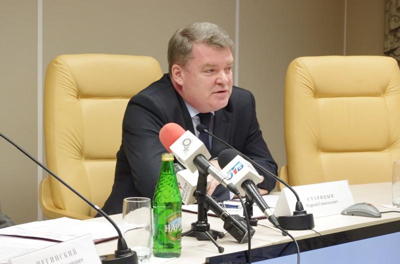 Также Сергей Старицын на брифинге прокомментировал ход программы модернизации здравоохранения. По