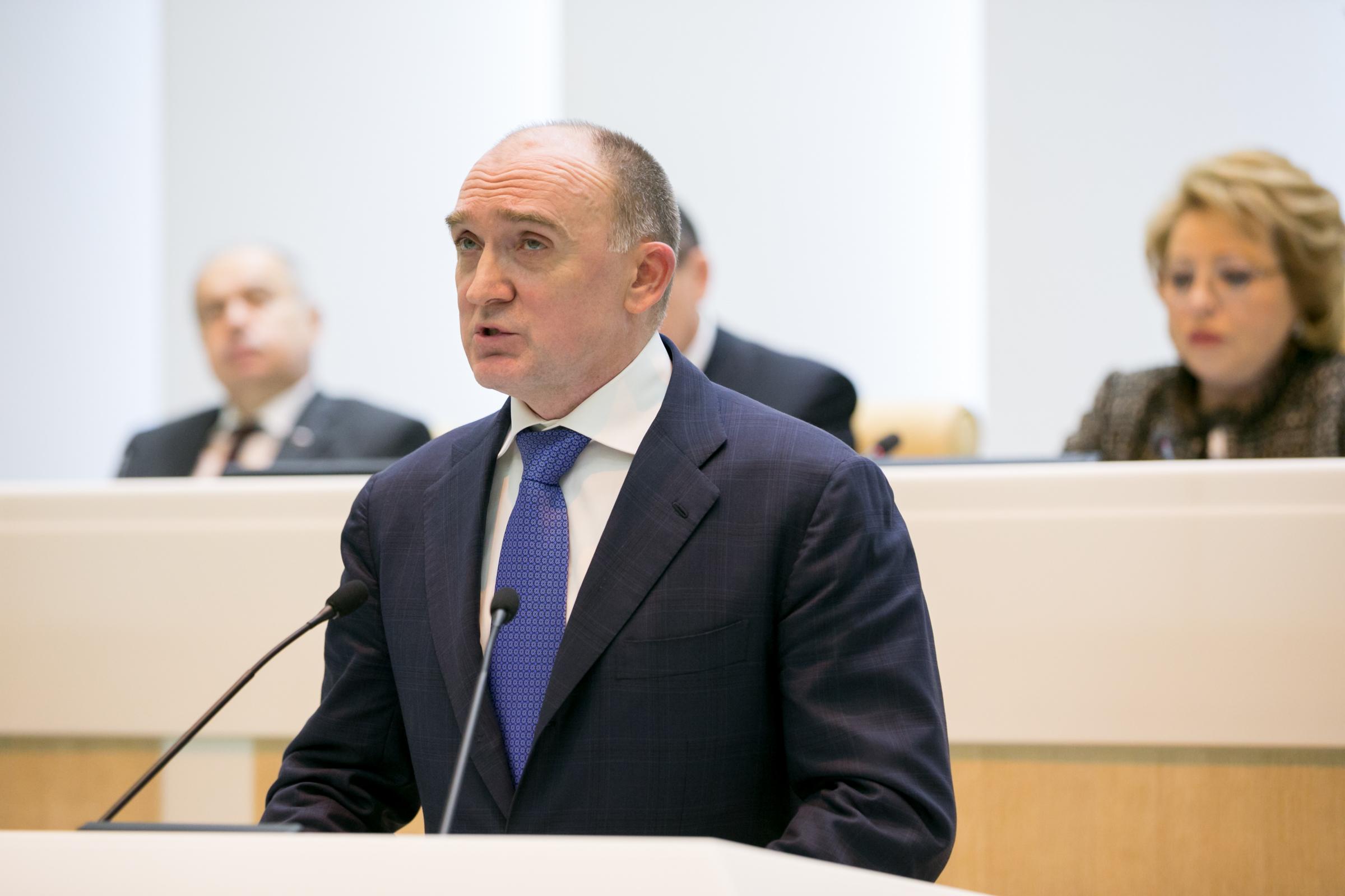 Борис Дубровскийотметил, что у региона не было проблем с формирование состава официальной делегац