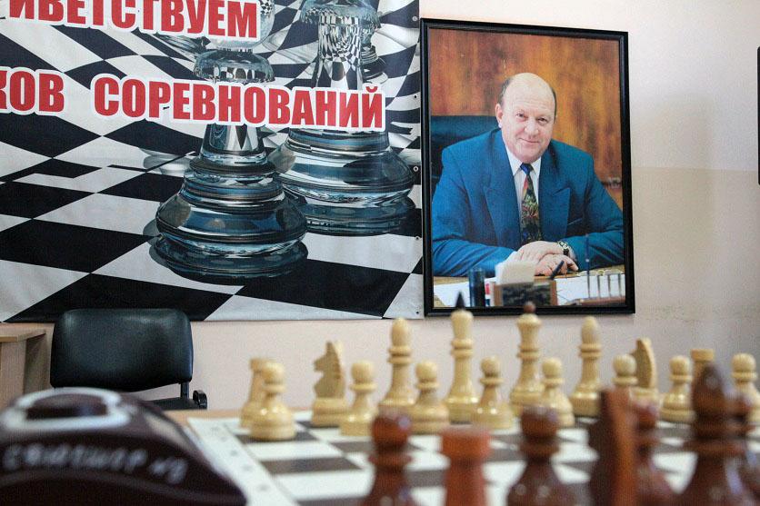 В Челябинске состоялся традиционный турнир по быстрым шахматам, посвященный памяти председателя З