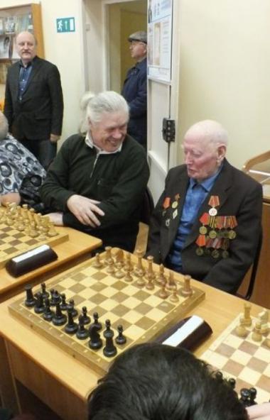 В Челябинске завтра, пятого октября, состоится финал областного турнира по шахматам среди ветеран