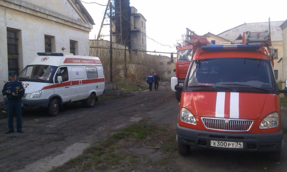 Как сообщили агентству «Урал-пресс-информ» на предприятии, спасатели извлекли из-под завалов тело