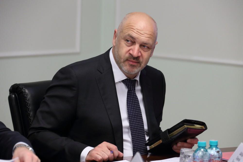 Исполняющий обязанности заместителя губернатора Челябинской области Сергей Шаль выразил обеспокое