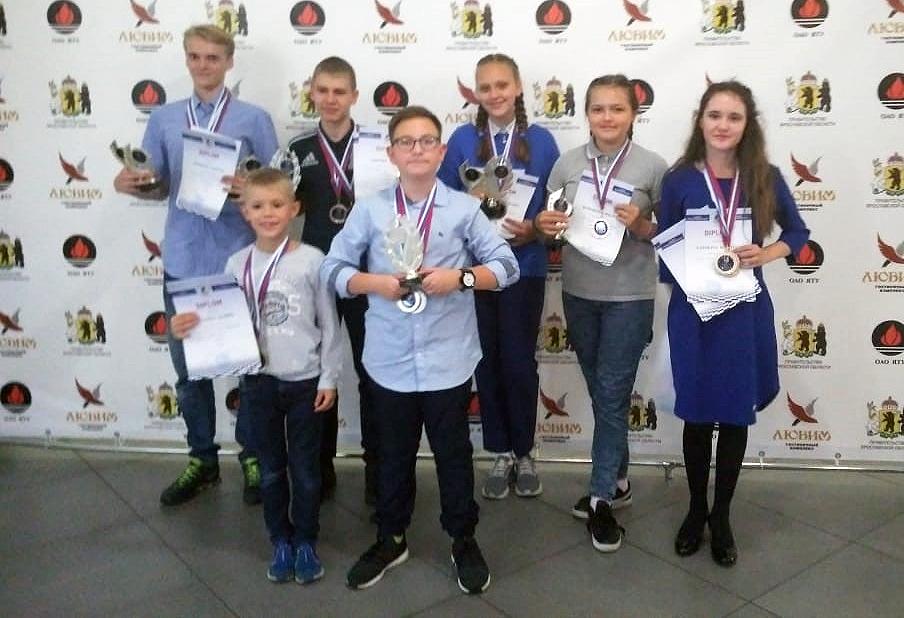 Сборная Челябинской области завоевала 17 медалей различного достоинства на молодежном первенстве