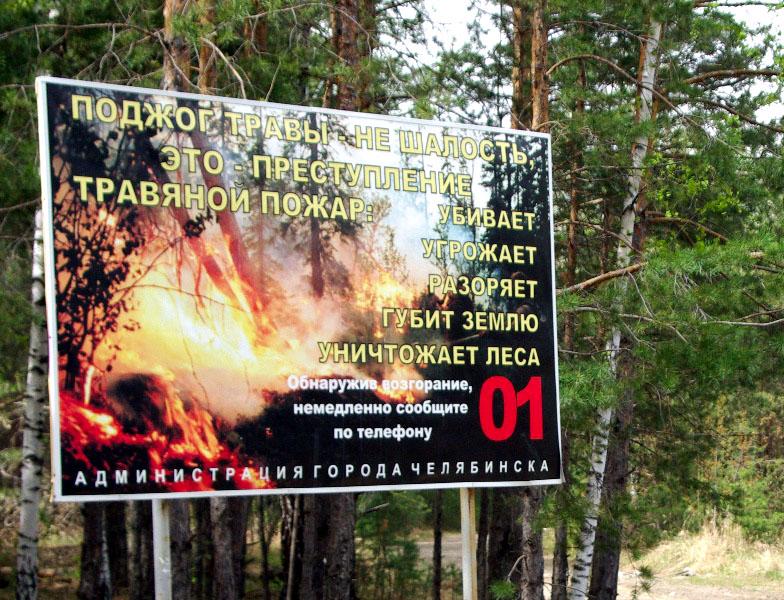 В Челябинской области растет число муниципалитетов, где введен особый противопожарный режим