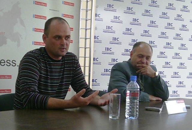Сегодня, девятого сентября, в Челябинске состоялась пресс-конференция с Александром Шеста