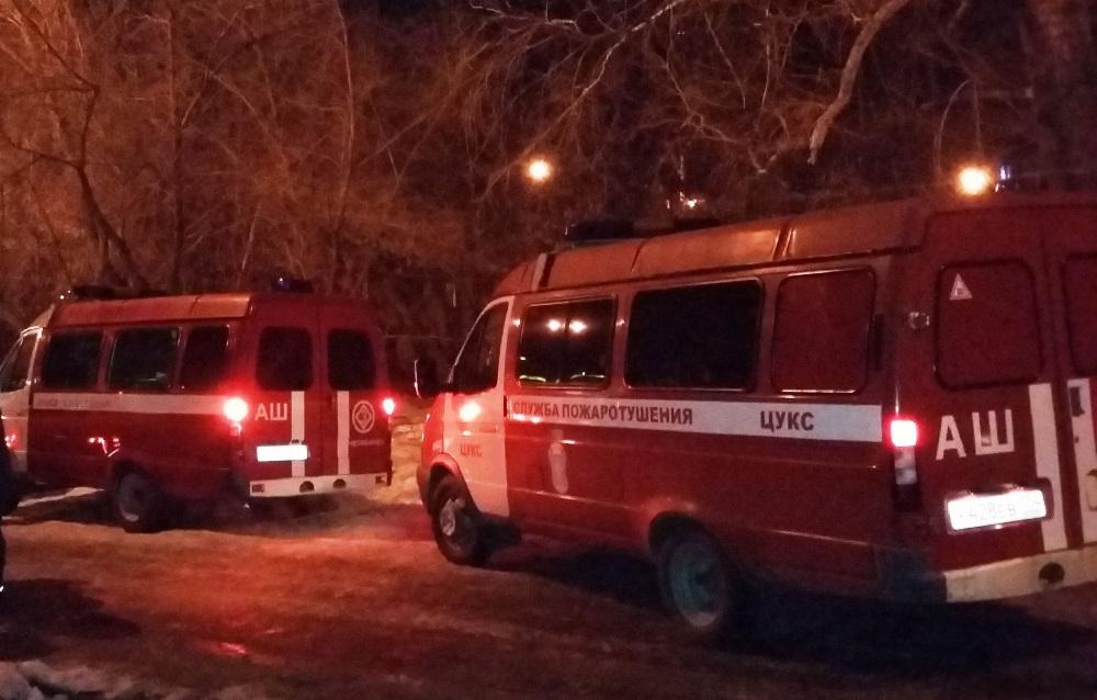 Как сообщили агентству «Урал-пресс-информ» в ГУ МЧС региона, сообщение о пожаре поступило в 04.34