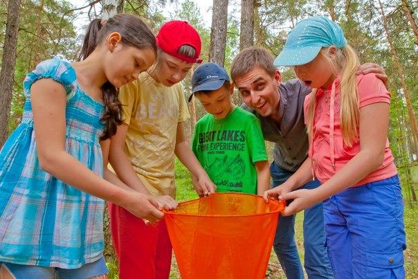 Челябинская школа кино и телевидения уже 5-ый год подряд на базе лагеря