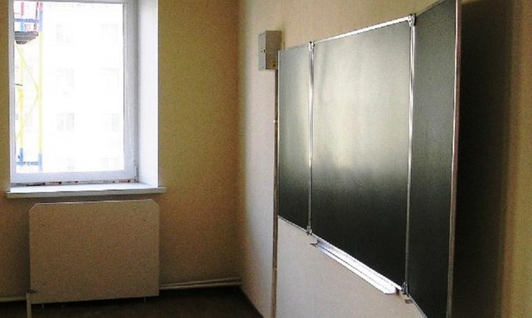 Новая школа Челябинска на 1100 мест, которая строится в первом микрорайоне Академ Riverside, буде