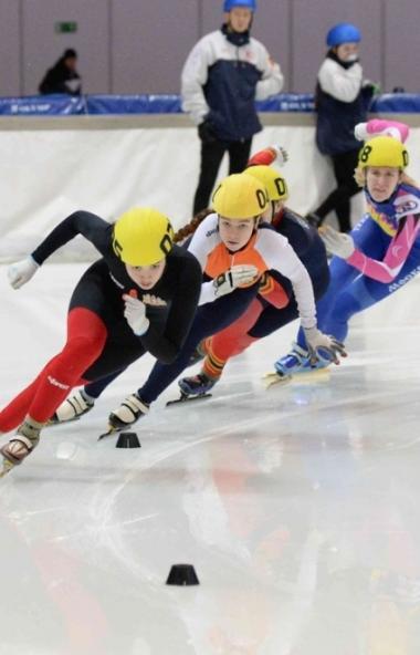 Юлия Береснева из Челябинска, выиграв три золотые медали на Всероссийских отборочных соревнования