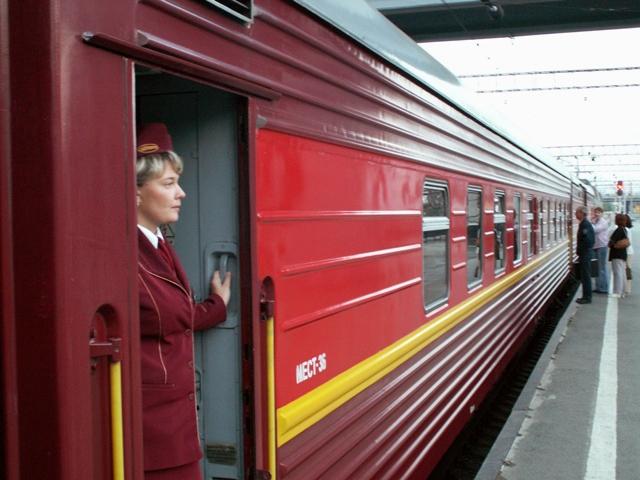 Украина объясняет просьбу «рассогласованием графика движения поездов между территориями Украины и
