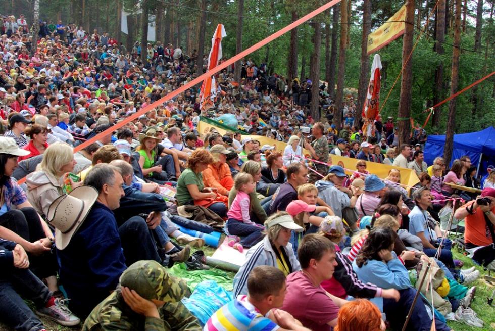 Традиционно Ильменский фестиваль это не только концерты и мастер-классы артистов, песенный форум