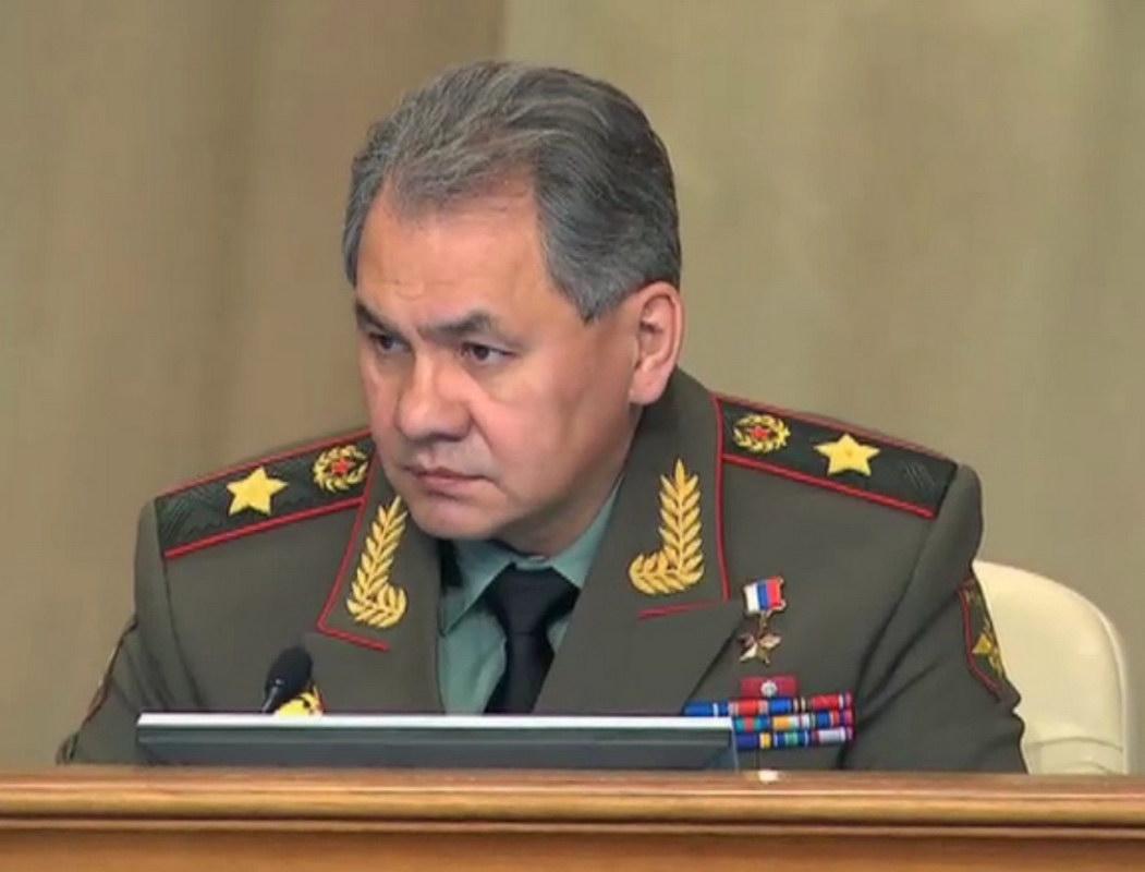 Как рассказал агентству «Урал-пресс-информ» осведомленный источник, Сергей Шойгу прибудет на поли