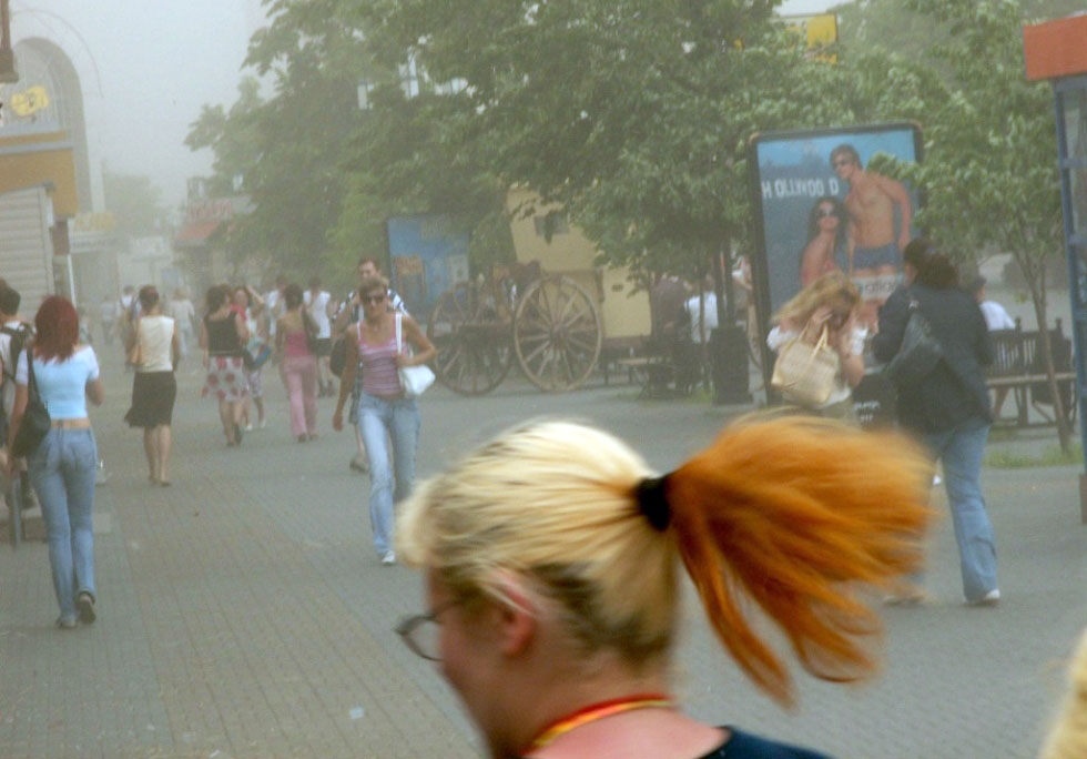 В Челябинской области объявлено штормовое предупреждение – ожидаются грозы, град, сильные дожди и