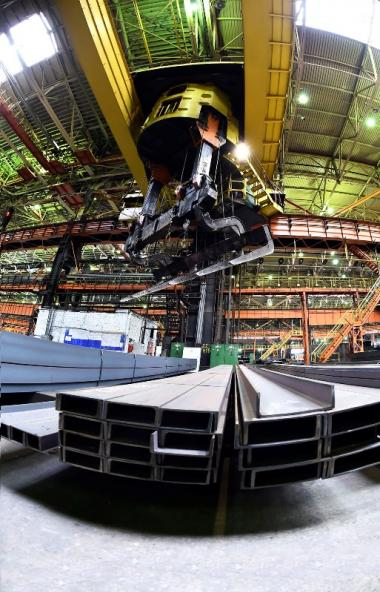 Челябинский металлургический комбинат (ПАО «ЧМК», входит в Группу «Мечел») расширяет производство
