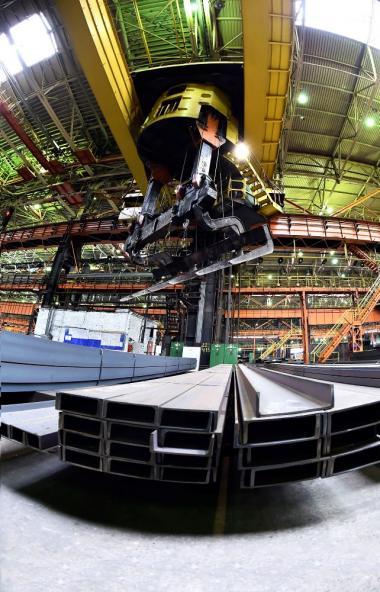 Челябинский металлургический комбинат (ПАО «ЧМК», входит в Группу «Мечел») представит на крупнейш
