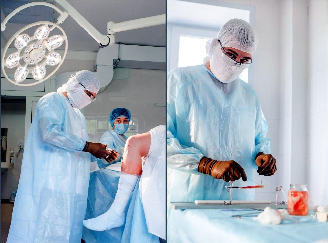 В челябинской областной клинической больнице №3 за последний год в два раза увеличилось число арт