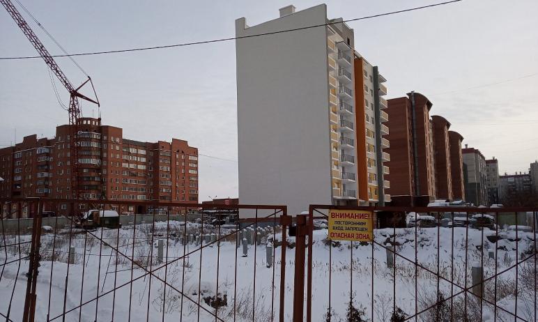 В Копейске планируют достроить три проблемных дома компании «СтройИнвест» и таким образом восстан