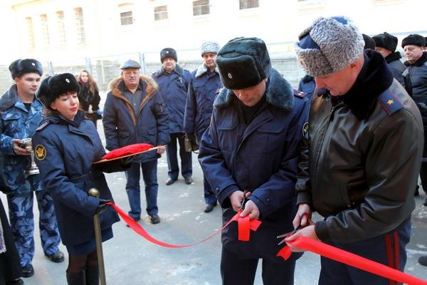 В пятницу, седьмого декабря, в СИЗО-1 ГУФСИН России по Челябинской области открыли новые комнаты