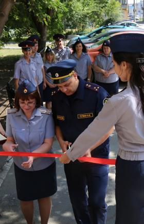 Филиал уголовно-исполнительной инспекции по Калининскому району города Челябинска сменил адрес. Т
