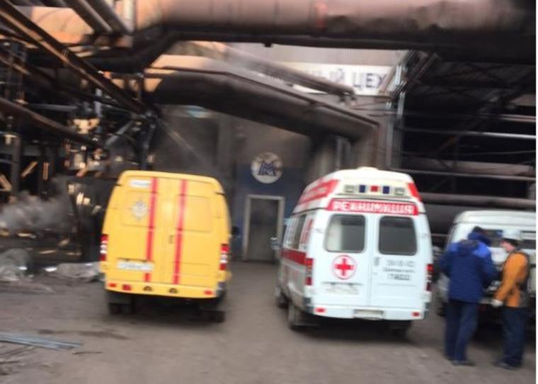 Как сообщил агентству «Урал-пресс-информ» собственный источник на ММК, на газоопасном участке дом