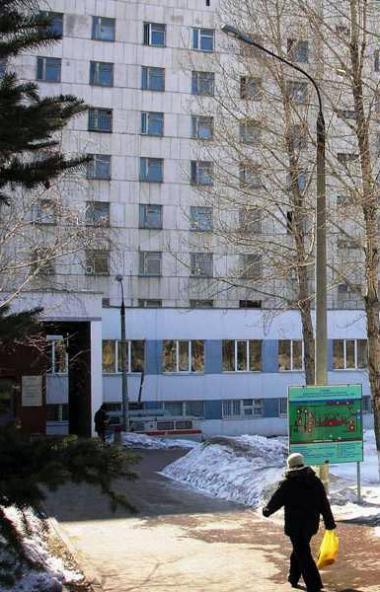 Главный врач областной клинической больницы №3 Челябинска (больница скорой помощи) Олег