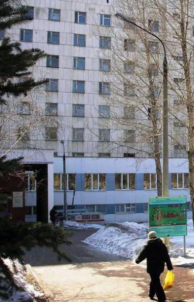 Новый главный врач в областной клинической больнице №3 Челябинска (больница скорой помощи) появи