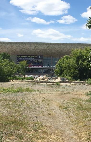 Власти Центрального района Челябинска готовятся к благоустройству Сада камней. Оно начнется на сл