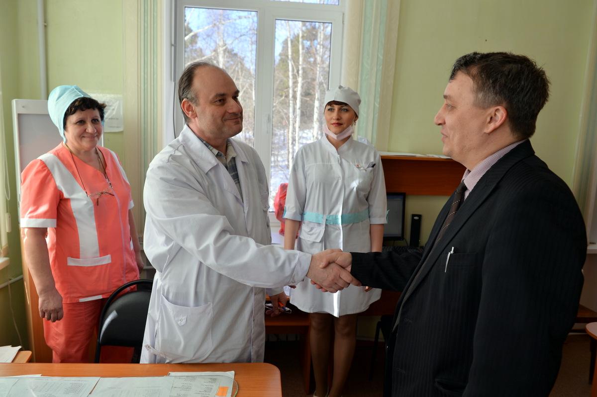 Приобретение кровати «Креан», по словам главного врача больницы Игоря Аладжаняна, станет ещё одни