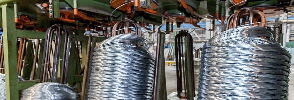 В сталепроволочном цехе ОАО «ММК-МЕТИЗ» установлен комплект колпаковой печи для термообработки бу