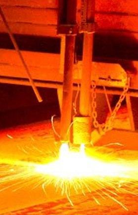На Магнитогорском металлургическом комбинате введена в эксплуатацию система автоматического регул