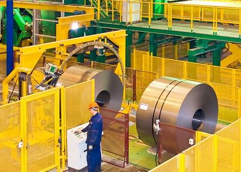 В мае 2019 года Магнитогорский металлургический комбинат отгрузил потребителям 181,07 тыс. тонн с